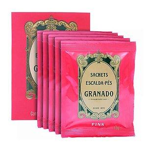Sachets Escalda-Pés Pink  5 Sachets de 15g