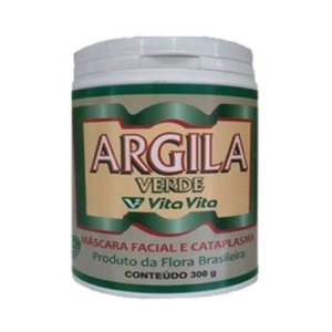 Argila Verde 300g - Vita Vita