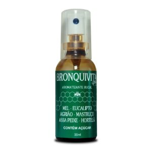 Bronquivita Spray 35ml - Vitalab
