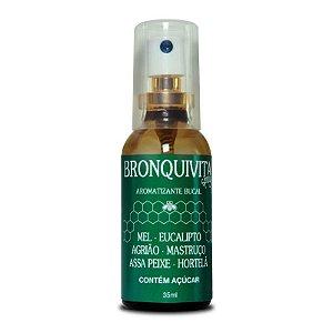 Bronquivita Spray 35ml - Vitalab