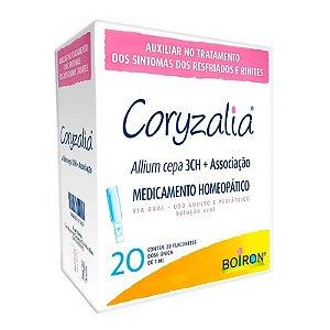 Coryzalia 20 Flaconetes - 1ml - Boiron
