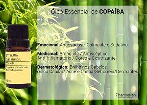 Óleo Essencial de Copaíba  10ml - By Samia