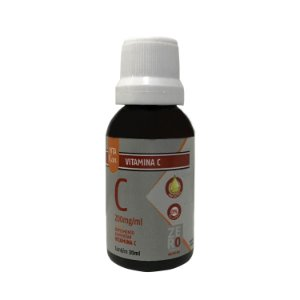 Vitamina C 200mg/mL - 30mL - Kansla