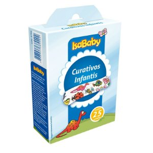 Curativo IsaBaby Infantil 25 Unidades