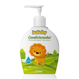Condicionador IsaBaby Zoo 230ml