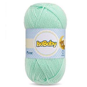 Lã IsaBaby Cisne 40g Verde