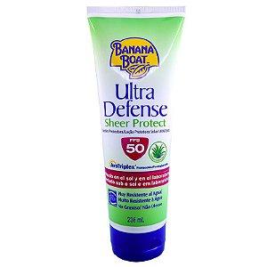 Protetor Solar Banana Boat Ultra Defense FPS 50