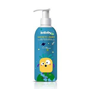 Sabonete Líquido IsaBaby Bu Azul 200ml