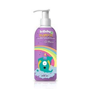 Shampoo IsaBaby Bu Lilás Sem Lágrimas 200ml