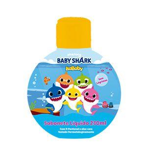 Sabonete Líquido IsaBaby Baby Shark 230ml