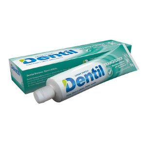 Creme Dental Dentil Branqueador Menta 90g