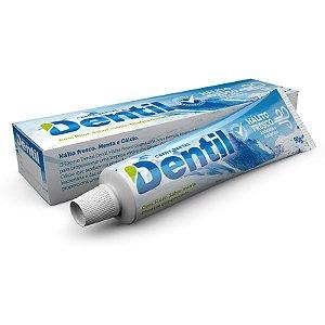 Creme Dental Dentil Hálito Fresco c/ Flúor 90grs