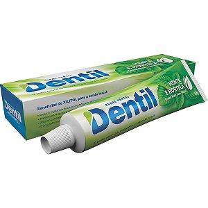 Creme Dental Dentil Menta e Hortelã c/ Xilitol 90grs