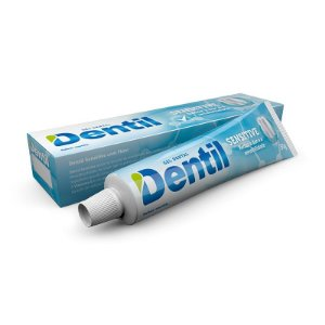 Gel Dental Dentil Sensitive Menta 50g