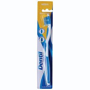 Escova Dental Dentil Soft Clean Média