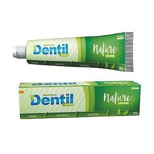 Creme Dental Dentil Nature Vegano com Stevia 90g