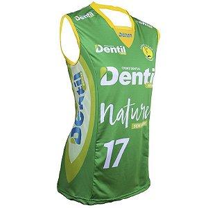 Camiseta Dentil/Praia Clube Temporada 2018/2019 - sem mangas