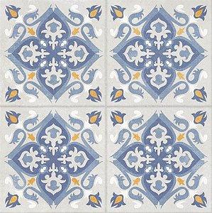 Porcelanato Acetinado Ladrilho Exclusive Portugues (62×62)