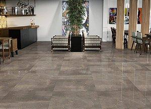 Porcelanato Mármore Polido Esmaltado Exclusive Stone Cursus Lux (82×82)
