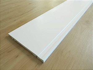 Rodapé de Poliestireno Multiuso 200 x 15 mm – Laqueado e Resistente a Umidade