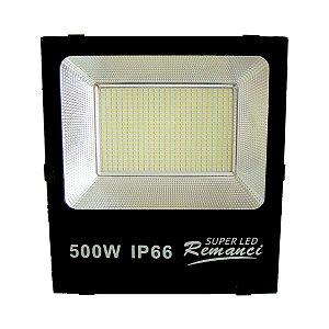 Refletor Led 500W Holofote SMD IP66