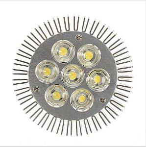 Lampada PAR 30 7W soquete E27 bivolt
