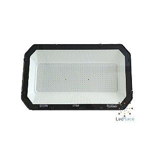 Refletor Led Holofote Alta Potencia 600w Bivolt Potente