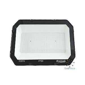 Refletor Led Holofote Alta Potencia 500w Bivolt Potente