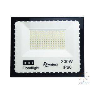 Refletor Led 200w mini ip66 Prova d'água