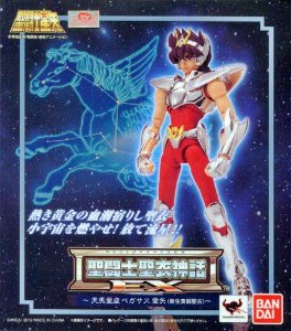 Cloth Myth Seiya de Pegasus V2 Ex Bandai ( BLACK FRIDAY )
