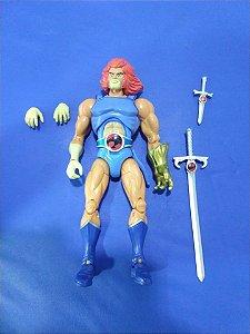 Thundercats Lion Articulado 20cm Classic Bandai Original Reserva Alan RJ ( Usado)
