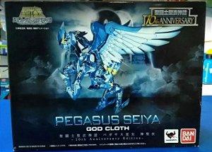 Cloth Myth Seiya de Pegasus V4 10 TH Kamui Divino Bandai ( usado )