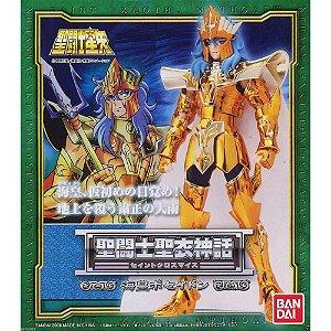 CAVALEIROS ZODIACOS DEUS Poseidon Cloth Myth Bandai 1.0 Anime Imperador MARES Marinas