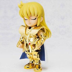 Mini Gold Cavaleiros Zodíacos Shaka de Virgem Cloth Myth