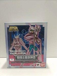 Cavaleiro Zodiaco Andromeda Shun V1 Rev. Cloth Myth Bandai
