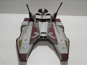 Star Wars Nave Clone Wars - Republic Fighter Tank Hasbro