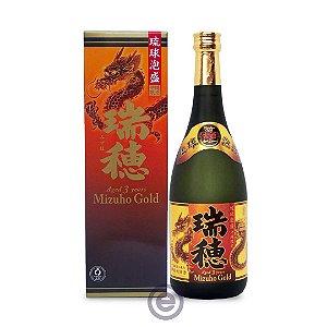 AWAMORI MIZUHO GOLD 720ml (Envelhecido por 3 anos)