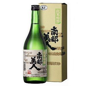 Sake Nanbubijin Junmai Ginjo 720ml