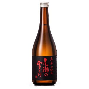 Sake Oze No Yukidoke Okarakuchi Junmai 720ml