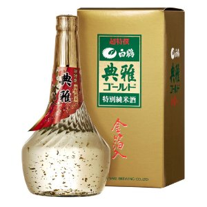 Sake Hakutsuru Tenga Gold 720ml