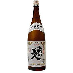 Sake Nanbubijin Honjozo Karakuchi 1.8L