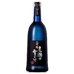 Sake Oze No Yukidoke Daiginjo 720ml