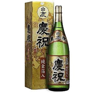 Sake Hakushika Gold 1.8L