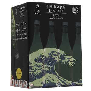 Sake Thikara Bag In Box 5L