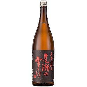 Sake Oze No Yukidoke Okarakuchi Junmai (Extra Dry) 1.8L