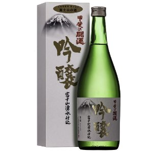 Sake Ide Fujiginjo Ginjo 720ml