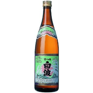 Shochu Satsuma Shiranami 900ml