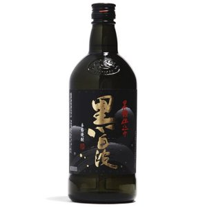 Shochu Satsuma Kuro Shiranami 720ml