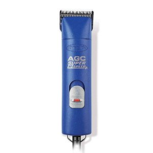 Maquina De Tosa Andis Agc 2 Velocidades 127v Azul