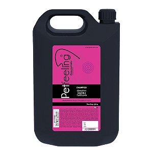 Shampoo Concentrate Complexo Vegetal e Tonalizante Petfeeling 5L